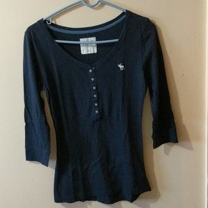 Abercrombie & Fitch Women's Short Sleeves